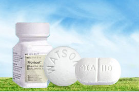 what is the drug fioricet used for